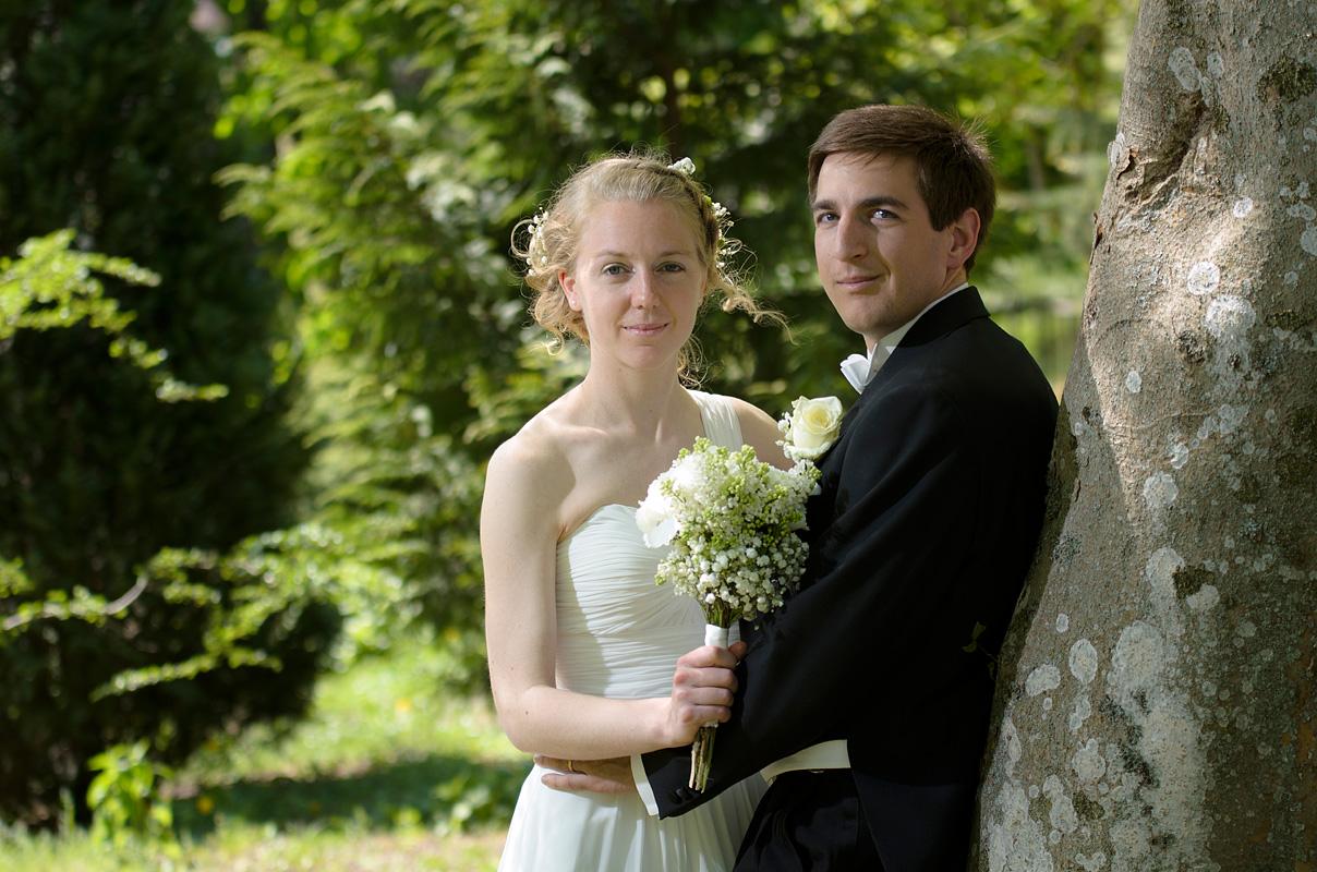 Bröllopsfotografering i Lund